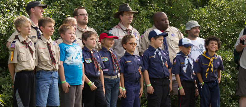 Family Camp - NEIC Cub Scout Camps